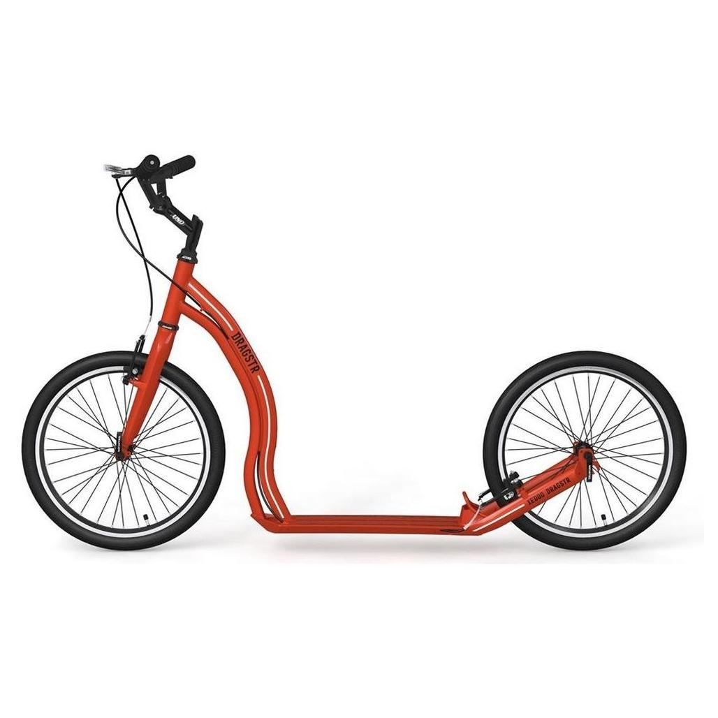 trottinette grosse roues 20 pouces dragstr de yedoo. Black Bedroom Furniture Sets. Home Design Ideas