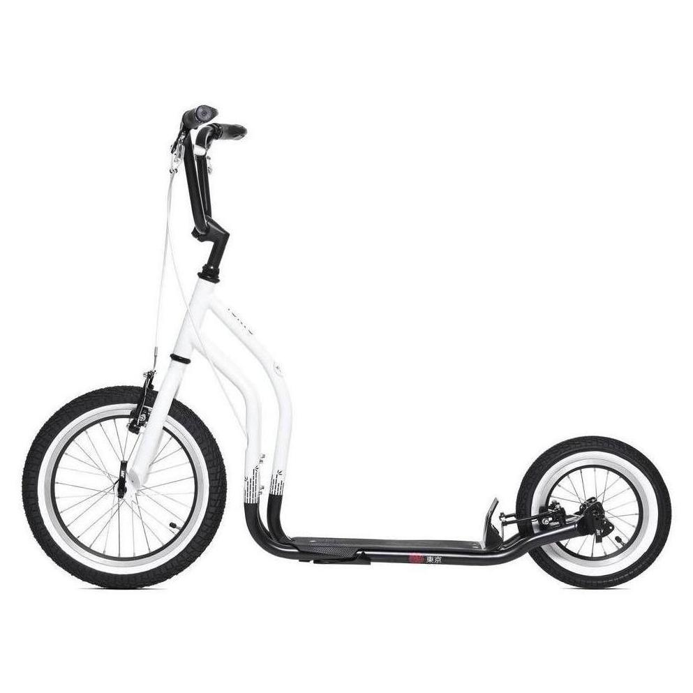 trottinette grandes roues yedoo city new ltd pour la ville. Black Bedroom Furniture Sets. Home Design Ideas